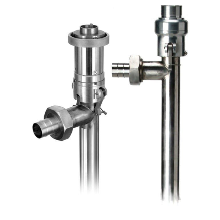 Finish Thompson Drum Pump HVDP- Product Information Sheet