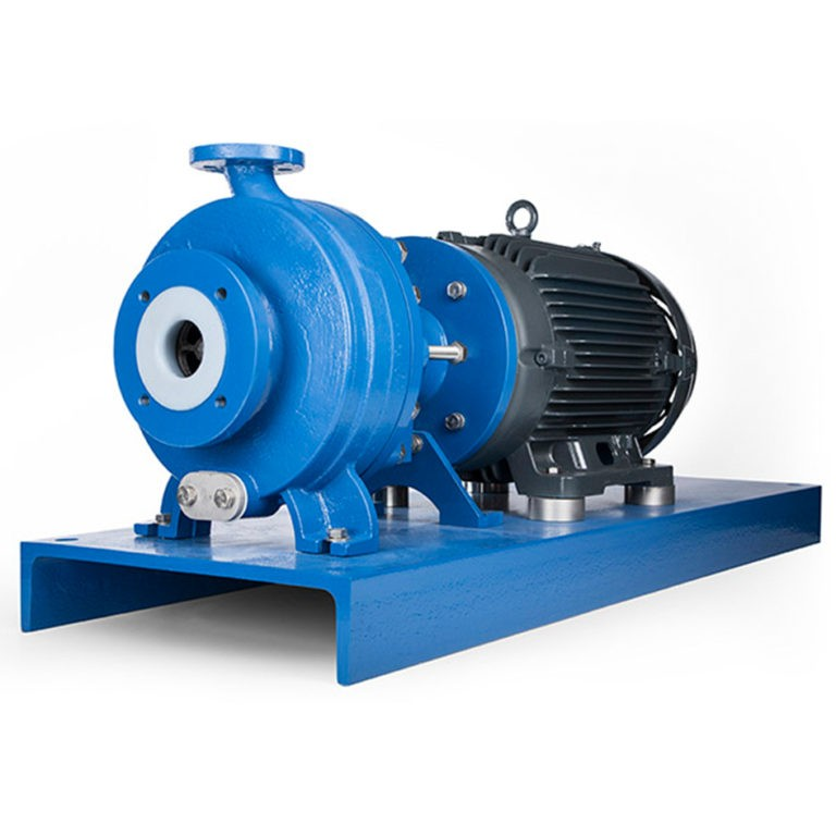Finish Thompson - UC Series - Sealless Centrifugal Pumps- Product Information Sheet