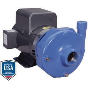 Goulds - 3656_3756 S-Group Cast Iron & Bronze Pumps- Product Information Sheet