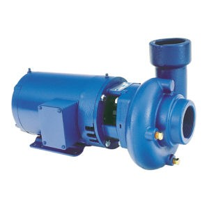 Goulds - 3656_3756LH Cast Iron & Bronze Pumps- Product Information Sheet