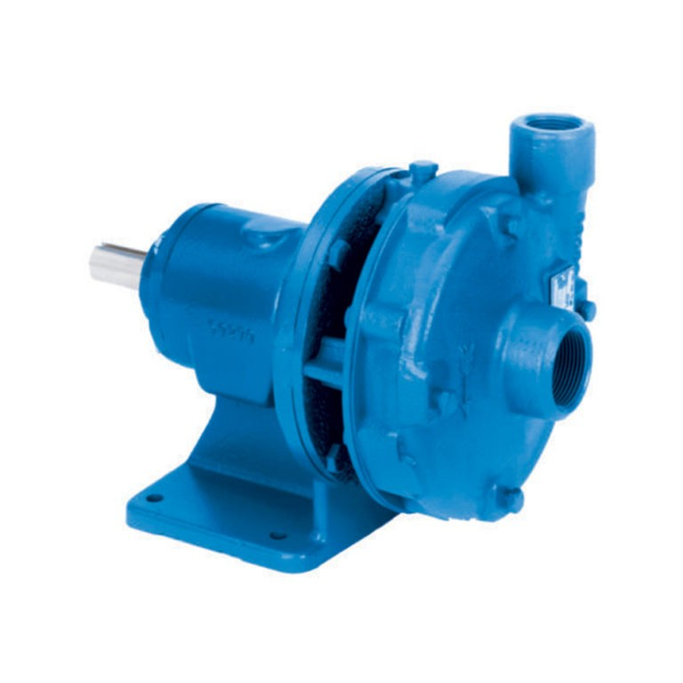 Goulds - 3742 Cast Iron & Bronze Pumps- Product Information Sheet