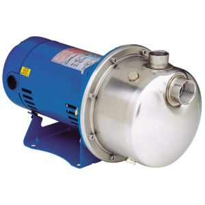 Goulds - LB Booster Pump- Product Information Sheet