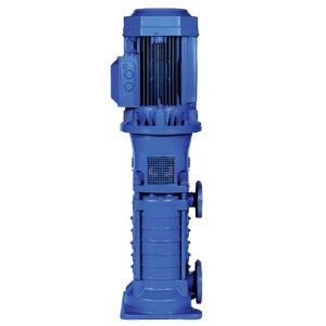 MPVN High Pressure Multi-Stage Pumps - Product Information Sheet