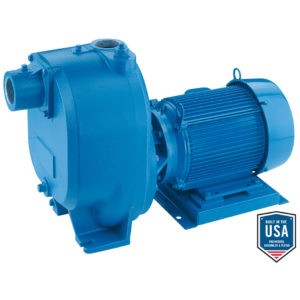 Marlow Series Prime Line Self-Priming Pumps - Product Information Sheet