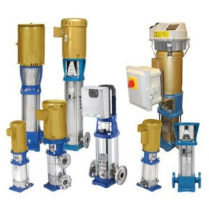e-SV Series Stainless Steel Vertical Multi-Stage Pumps - Product Information Sheet