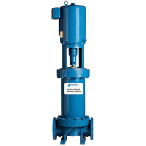 Turbine Pumps SMVT – Surface Mount Vertical Turbine Pump
